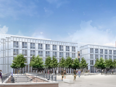Icade and Ynov complete the Digital Campus project in Toulouse