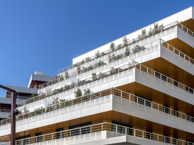 Icade Promotion and VINCI Immobilier officially open the Gare du Sud buildings in Nice